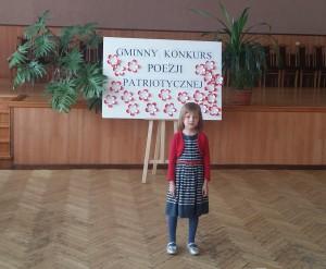 Gminny Konkurs Recytatorski Poezji Patriotycznej Gok Ladek