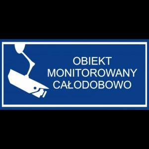 obiekt-monitorowany-tabliczka-naklejka
